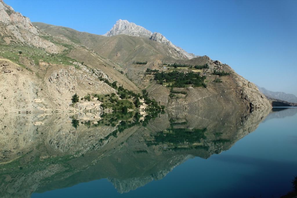 D'Istanbul au Kirghizstan par la route de la Soie