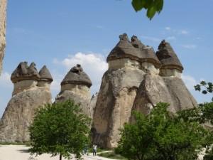 Danielle et Didier - Cappadoce 2 (Turquie)