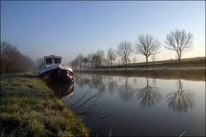 Vanessa - Canal du Nivernais (France)