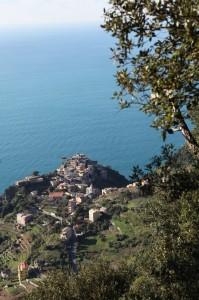 Stéphane - Corniglia, Cinqueterre (Italie)