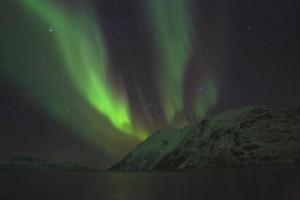 Philippe - Aurore boréale (Norvège)