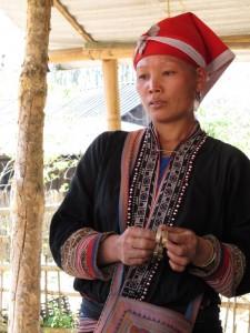 Dominique - Vietnam du Nord 2