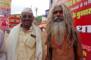 Odile - Kumbh Mela à Nazik, au bord de la Godavari (Inde)
