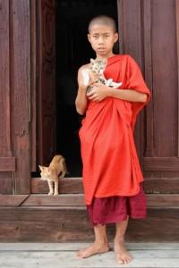 Myriam - Lac Inlé (Birmanie)