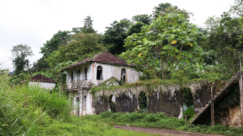 Sao Tomé - Roça Bombain - Laurence & Hervé Hérodet 1