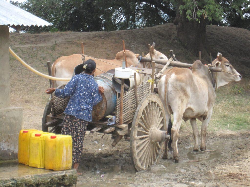 Generale des eaux Myanmar